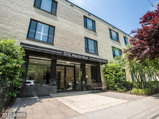 5112 Macarthur Boulevard NW #212, Washington, DC 20016 (#DC10061549) :: Pearson Smith Realty