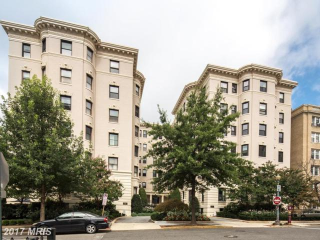 2153 California Street NW #502, Washington, DC 20008 (#DC10062458) :: Pearson Smith Realty