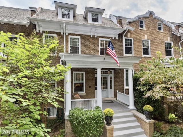 1663 Harvard Street NW, Washington, DC 20009 (#DC10062869) :: Long & Foster
