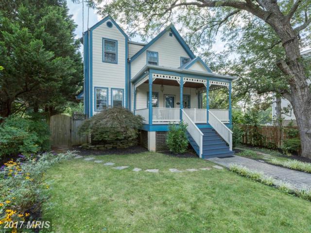 4922 Ashby Street NW, Washington, DC 20007 (#DC10063430) :: Pearson Smith Realty
