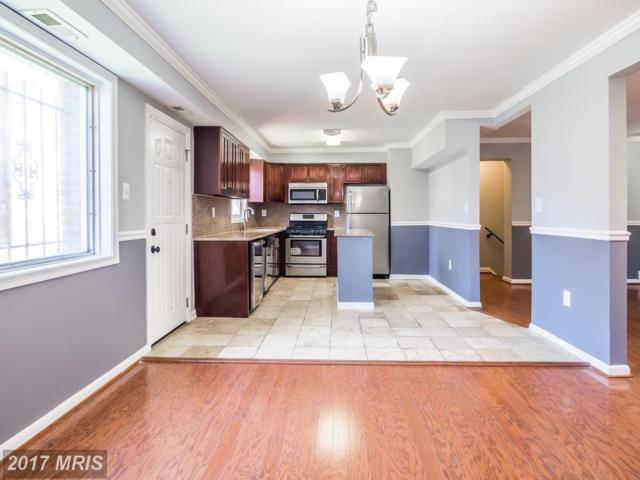 18 Danbury Street SW #18, Washington, DC 20032 (#DC10064484) :: Pearson Smith Realty