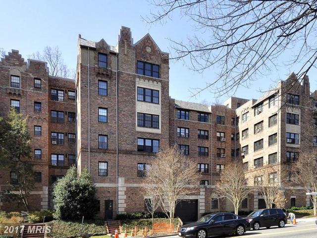 3024 Tilden Street NW 404 C, Washington, DC 20008 (#DC10065415) :: Keller Williams Preferred Properties