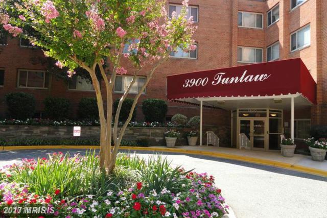3900 Tunlaw Road NW #610, Washington, DC 20007 (#DC10070319) :: LoCoMusings