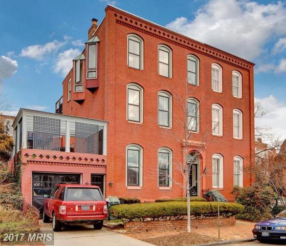 330 A Street SE, Washington, DC 20003 (#DC10074031) :: LoCoMusings