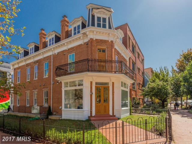 1527 12TH Street NW #3, Washington, DC 20005 (#DC10075005) :: A-K Real Estate