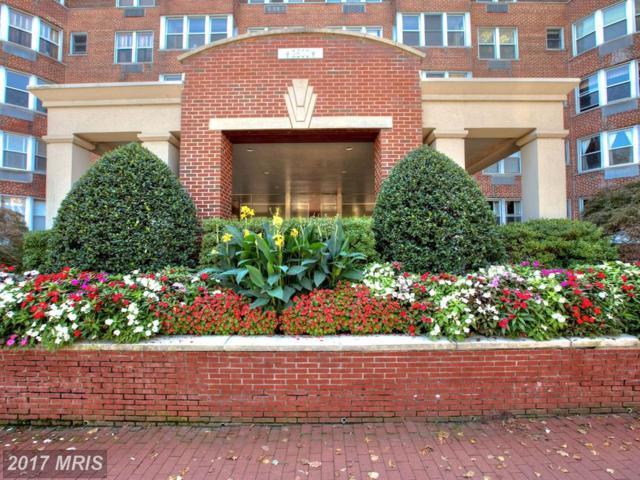 2500 Q Street NW #435, Washington, DC 20007 (#DC10079517) :: LoCoMusings