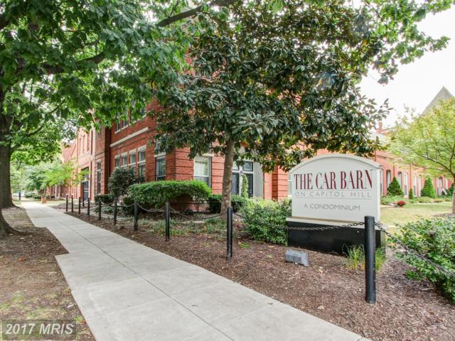 1427 A Street NE #1427, Washington, DC 20002 (#DC10079576) :: The Cruz Group