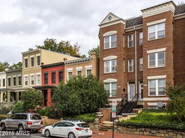 524 15TH Street SE B, Washington, DC 20003 (#DC10080340) :: The Cruz Group