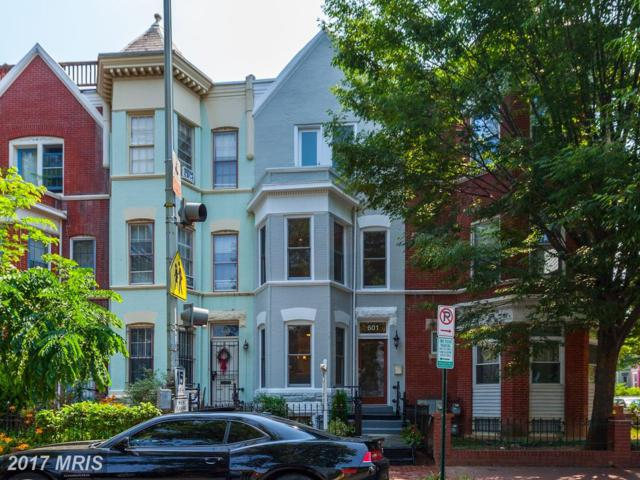 601 3RD Street NE, Washington, DC 20002 (#DC10081196) :: The Cruz Group