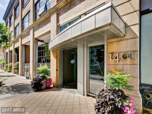 1401 Church Street NW #418, Washington, DC 20005 (#DC10083224) :: LoCoMusings