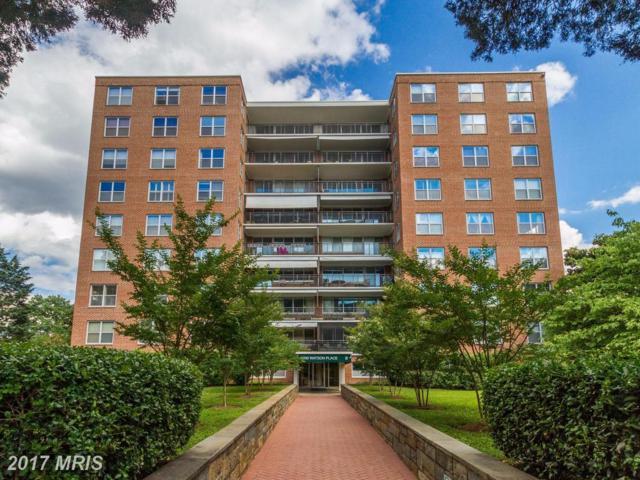3900 Watson Place NW B-3E, Washington, DC 20016 (#DC10083236) :: LoCoMusings