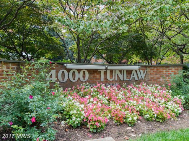 4000 Tunlaw Road NW #127, Washington, DC 20007 (#DC10085085) :: LoCoMusings