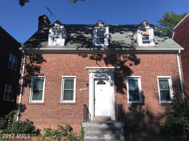 452 Oakwood Street SE, Washington, DC 20032 (#DC10085132) :: LoCoMusings