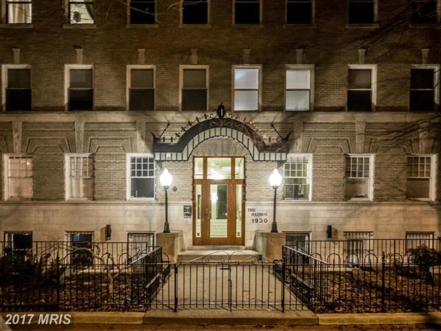 1930 New Hampshire Avenue NW #53, Washington, DC 20009 (#DC10085950) :: Eng Garcia Grant & Co.
