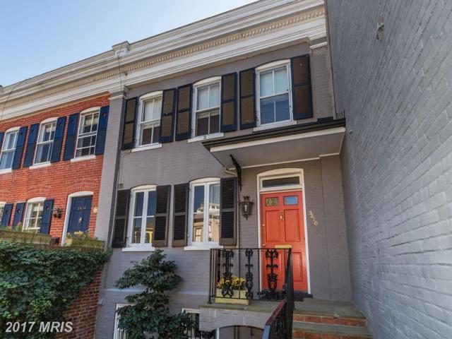3416 Prospect Street NW, Washington, DC 20007 (#DC10086185) :: LoCoMusings