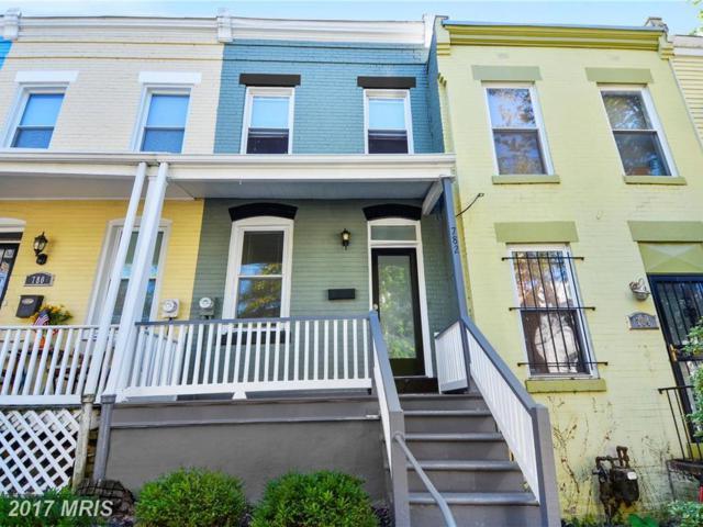 782 Irving Street NW, Washington, DC 20010 (#DC10086621) :: Eng Garcia Grant & Co.