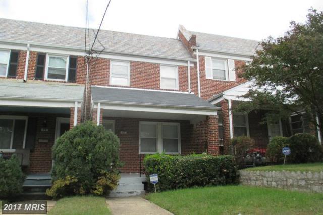 48 Crittenden Street NE, Washington, DC 20011 (#DC10087170) :: Eng Garcia Grant & Co.