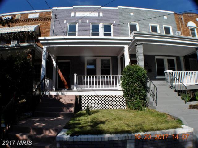 841 Decatur Street NW, Washington, DC 20011 (#DC10087671) :: Colgan Real Estate