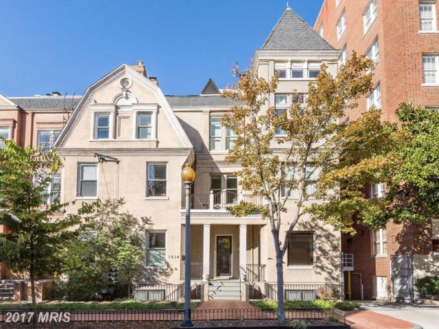 1514 21ST Street NW #5, Washington, DC 20036 (#DC10090241) :: Pearson Smith Realty