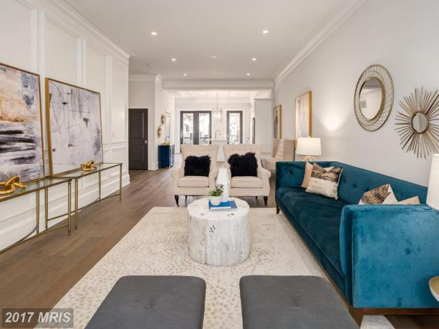 1307 Riggs Street NW #1, Washington, DC 20005 (#DC10091600) :: The Cox & Cox Group at Keller Williams Realty International