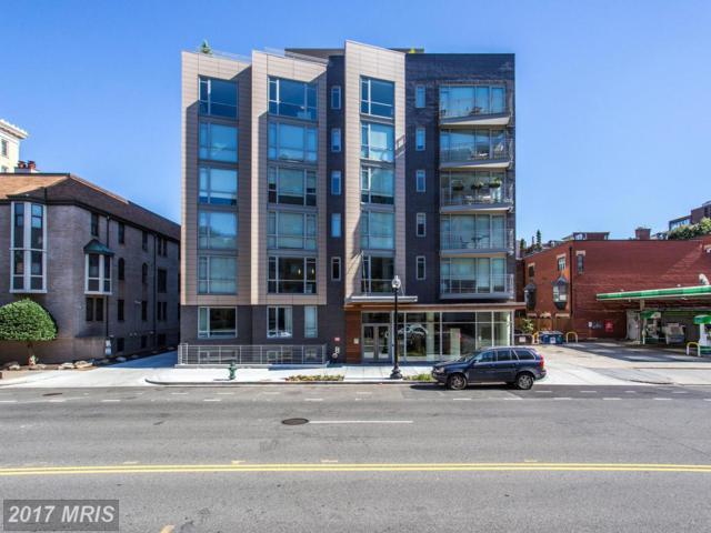 1311 13TH Street NW #410, Washington, DC 20005 (#DC10095661) :: The Cox & Cox Group at Keller Williams Realty International