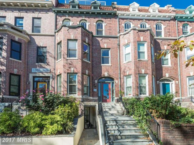 1785 Lanier Place NW #2, Washington, DC 20009 (#DC10096011) :: The Cox & Cox Group at Keller Williams Realty International