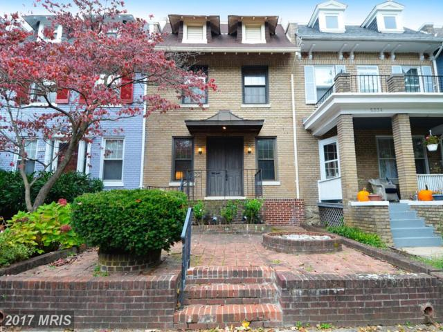 5332 41ST Street NW, Washington, DC 20015 (#DC10096550) :: The Cox & Cox Group at Keller Williams Realty International