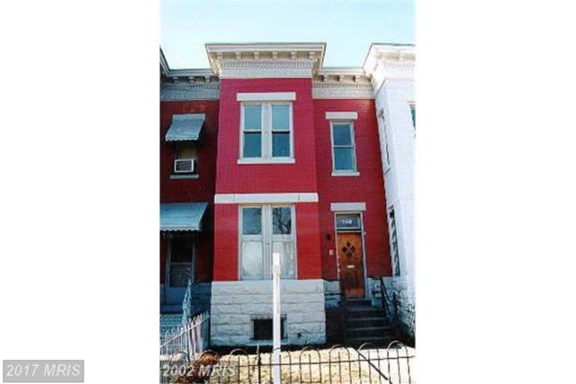 720 12TH Street NE, Washington, DC 20002 (#DC10097976) :: Pearson Smith Realty