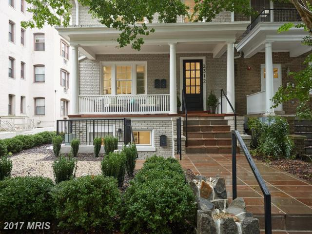 2312 Ashmead Place NW R2, Washington, DC 20009 (#DC10098921) :: The Cox & Cox Group at Keller Williams Realty International