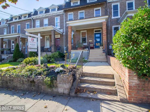 5518 13TH Street NW, Washington, DC 20011 (#DC10099190) :: Pearson Smith Realty