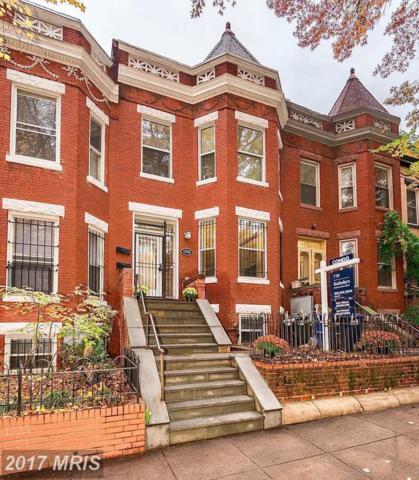 1709 Euclid Street NW #2, Washington, DC 20009 (#DC10101358) :: The Cox & Cox Group at Keller Williams Realty International