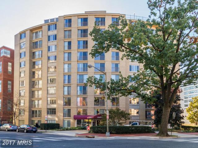 1239 Vermont Avenue NW #802, Washington, DC 20005 (#DC10101929) :: Eng Garcia Grant & Co.