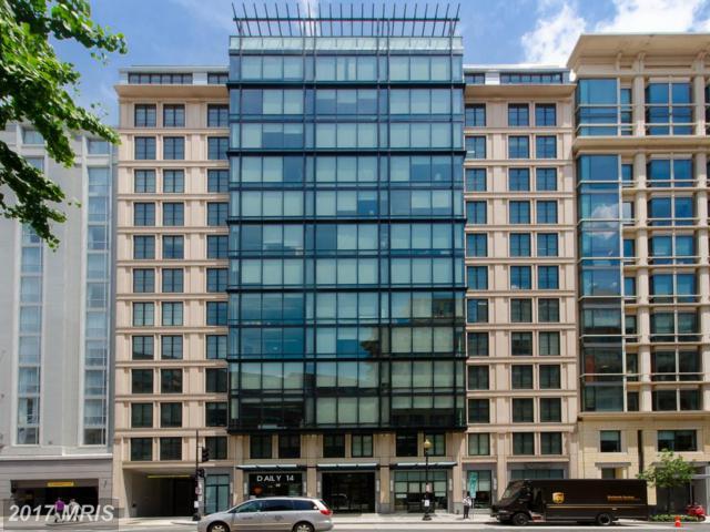 1133 14TH Street NW #808, Washington, DC 20005 (#DC10103612) :: The Cox & Cox Group at Keller Williams Realty International