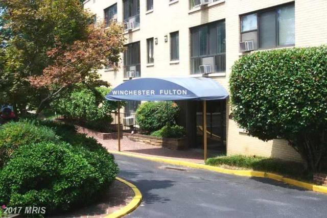 3901 Tunlaw Road NW #506, Washington, DC 20007 (#DC10109239) :: SURE Sales Group