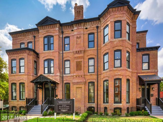 1600 13TH Street NW A, Washington, DC 20009 (#DC10110138) :: The Cox & Cox Group at Keller Williams Realty International