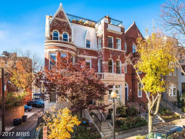 1616 22ND Street NW, Washington, DC 20008 (#DC10110600) :: The Cox & Cox Group at Keller Williams Realty International