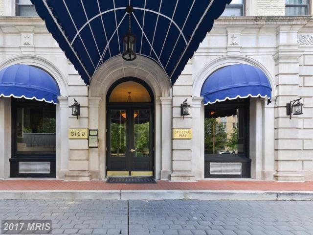 3100 Connecticut Avenue NW #323, Washington, DC 20008 (#DC10112283) :: Eng Garcia Grant & Co.