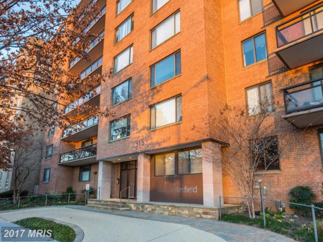 3315 Wisconsin Avenue NW #303, Washington, DC 20016 (#DC10113036) :: The Cox & Cox Group at Keller Williams Realty International