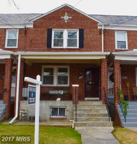 4718 10TH Street NE, Washington, DC 20017 (#DC10115427) :: Eng Garcia Grant & Co.