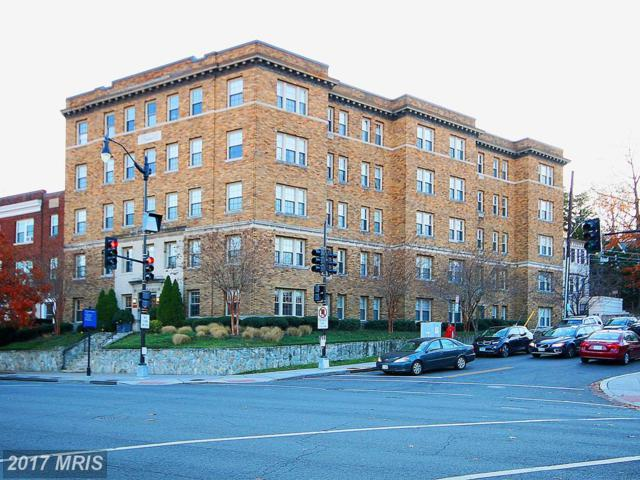 3446 Connecticut Avenue NW #307, Washington, DC 20008 (#DC10116008) :: The Cox & Cox Group at Keller Williams Realty International