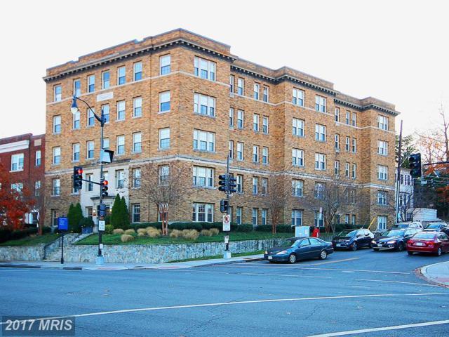 3446 Connecticut Avenue NW #307, Washington, DC 20008 (#DC10116008) :: Eng Garcia Grant & Co.