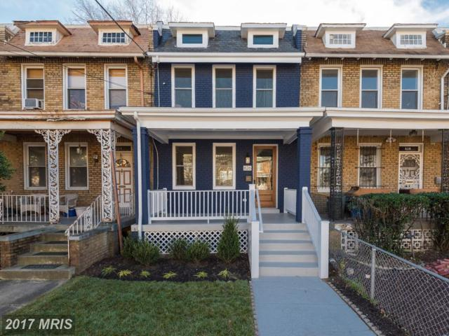 826 Madison Street NW, Washington, DC 20011 (#DC10117423) :: Eng Garcia Grant & Co.