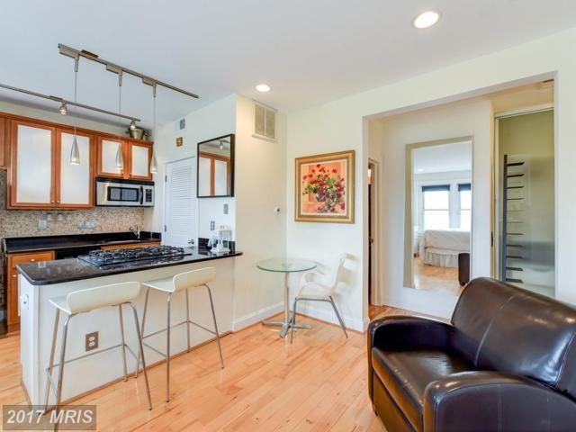 610 3RD Street SE #1, Washington, DC 20003 (#DC10117480) :: Eng Garcia Grant & Co.
