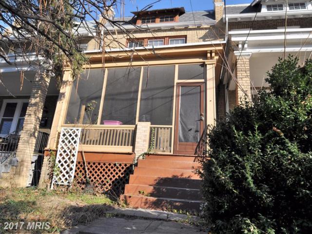 5005 8TH Street NW, Washington, DC 20011 (#DC10118696) :: MidAtlantic Real Estate