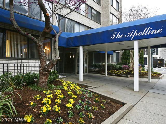 1330 New Hampshire Avenue NW #408, Washington, DC 20036 (#DC10119842) :: Eng Garcia Grant & Co.