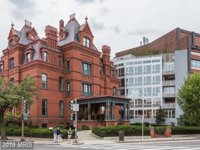 2002 Massachusetts Avenue NW Penthouse #4, Washington, DC 20036 (#DC10127866) :: The Cox & Cox Group at Keller Williams Realty International