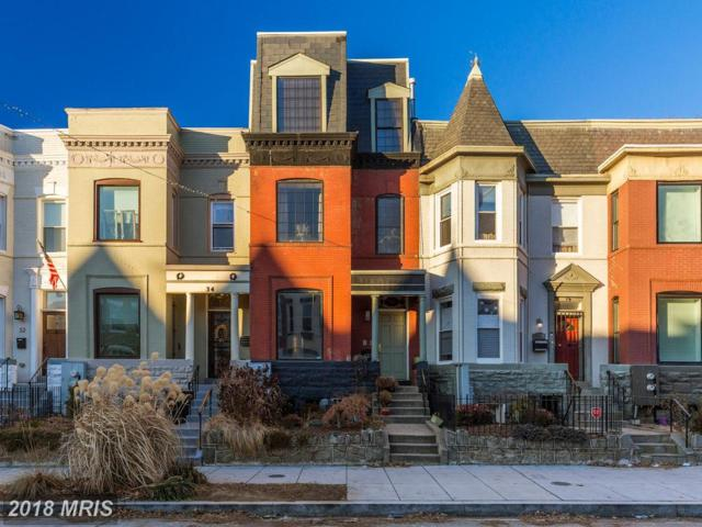 36 Q Street NE #1, Washington, DC 20002 (#DC10129265) :: Pearson Smith Realty