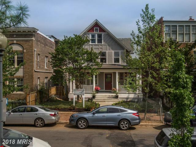 1821 Newton Street NW One, Washington, DC 20010 (#DC10129572) :: Pearson Smith Realty