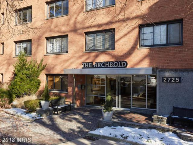 2725 39TH Street NW #407, Washington, DC 20007 (#DC10129992) :: Pearson Smith Realty
