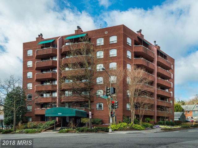 4444 Connecticut Avenue NW #403, Washington, DC 20008 (#DC10131654) :: Pearson Smith Realty